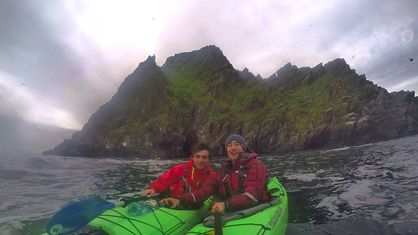 Kayak to the Skelligs Emerald Outdoors